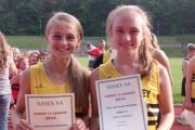 Horley pair help athletics club win division