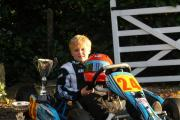 Alfie picks up third placed in 2014 London Cup